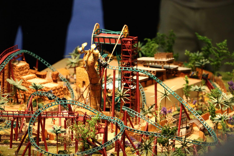 IAAPA 2015: Busch Gardens Tampa reveals Cobra\'s Curse roller coaster ...
