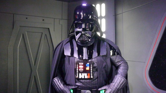 Darth Vader Star Wars Launch Bay