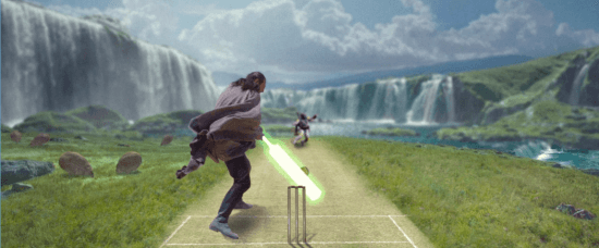 Star Wars Cricket