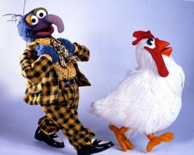 Gonzo and Camilla The Muppets