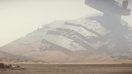 Star Destroyer Star Wars