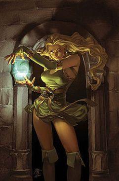 Thor Enchantress