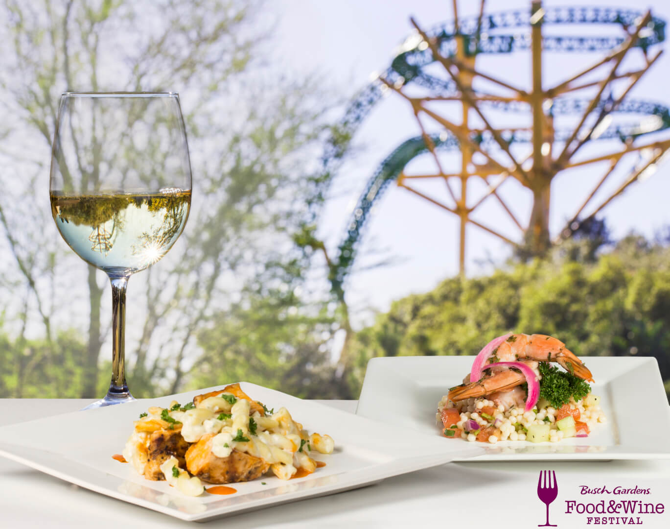 Busch Gardens Tampa Whets Our Appetite With Their 2016 Food Wine Festival Menu Inside The Magic