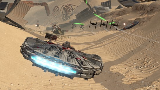 force awakens lego