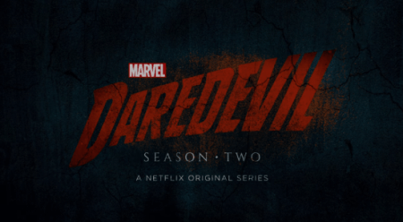 Daredevil Season 2 Title Card