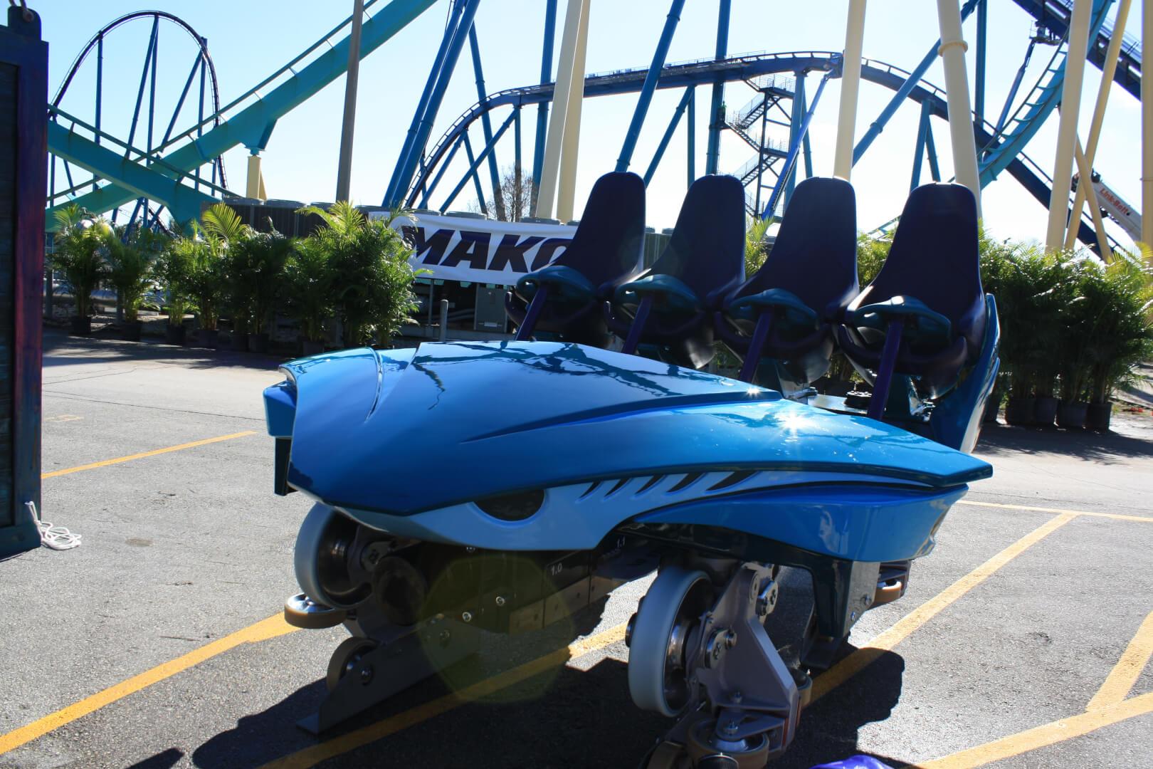 World Fastest Disney Roller Coaster