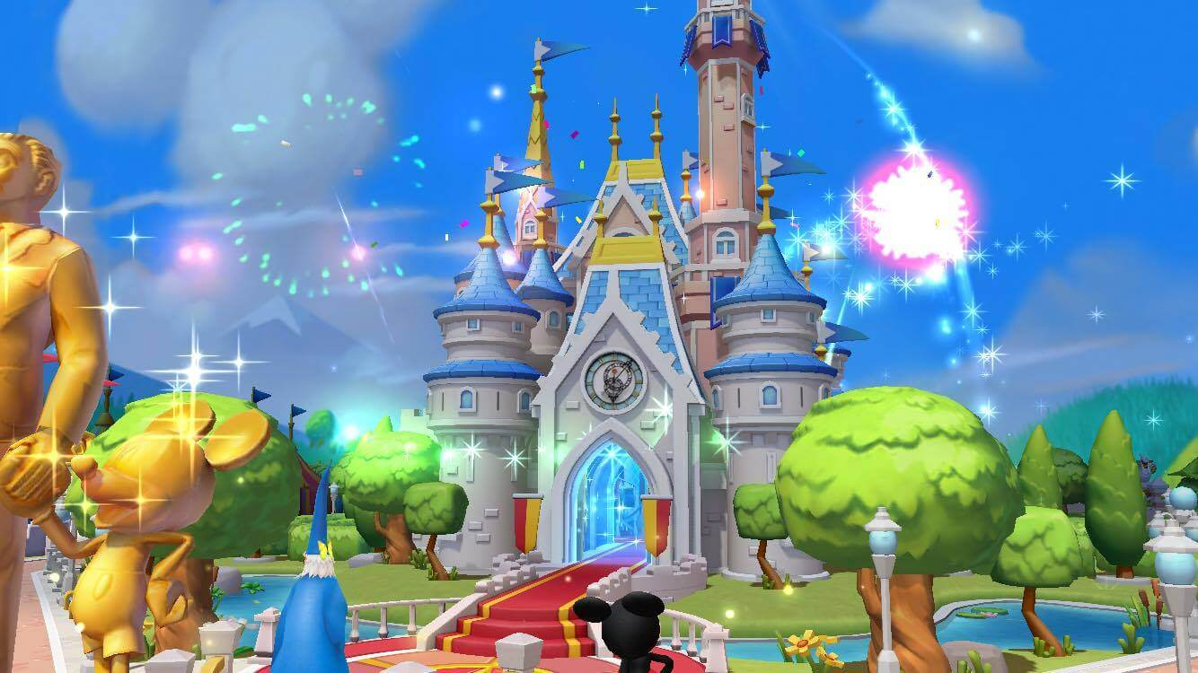 Review Disney Magic Kingdoms Mobile Game Brings The World