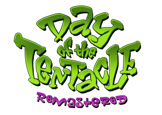 Day of the Tentacle Remastered logo