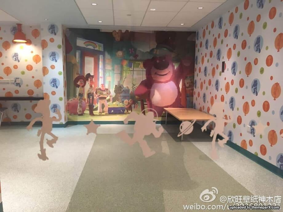 Photos First Look At The Toy Story Hotel Coming To Shanghai Disney