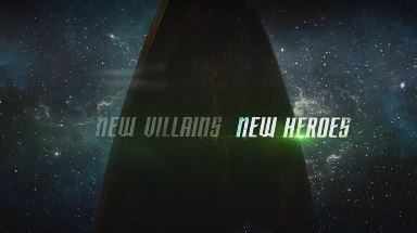 villians and heroes