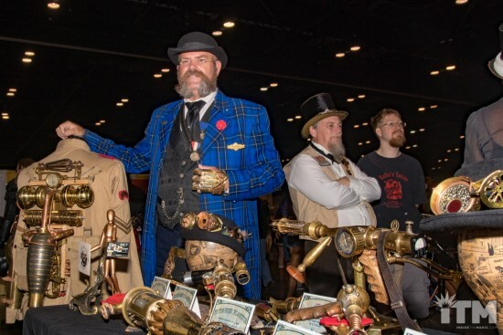 MEGACON -Steampunk-36