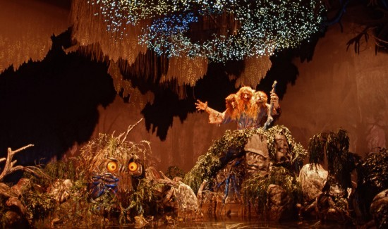 A living tree and trolls you'd encounter in Maelstrom. Image via Inside the Magic