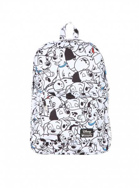 Loungefly Disney 101 Dalmatians Pups Print Backpack Here 10659458 Hi
