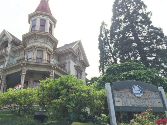 """The Flavel House played the Astoria Historical Museum in """"The Goonies."""""""