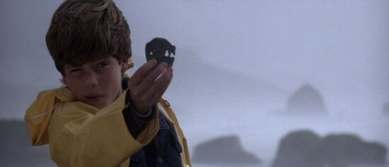 """Reference screen-capture from """"The Goonies."""" Copyright 1985 Warner Bros."""