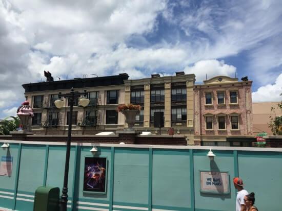 Streets of America Demolition 4