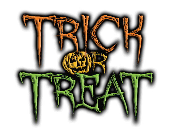 Trick or Treat (no background)