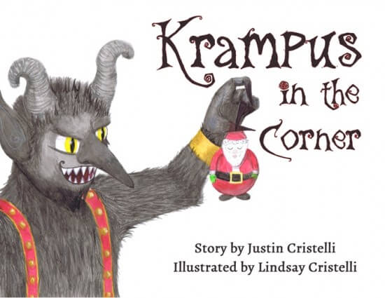 Krampus in the Corner cover