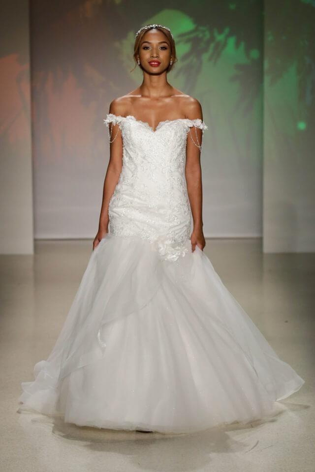 Alfred Angelo Debuts New Disney Princess Wedding Dress Collection