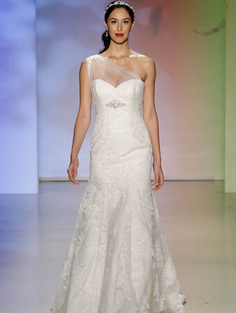 Alfred Angelo Debuts New Disney Princess Wedding Dress Collection