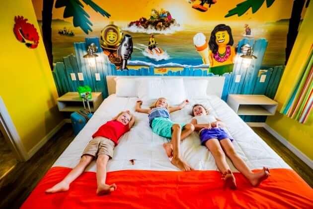 WINTER HAVEN, FL -- August 12, 2016 -- LEGOLAND Beach Retreat at LEGOLAND Florida Resort. (PHOTO / LEGOLAND Florida Resort, Chip Litherland)