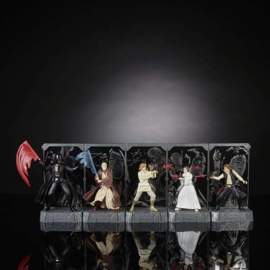 STAR WARS THE BLACK SERIES 3