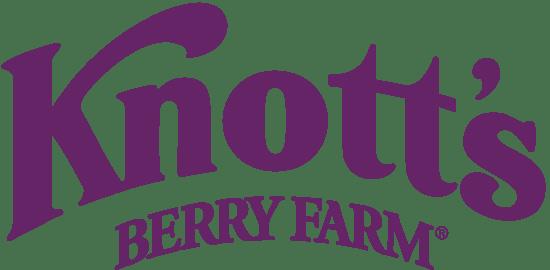 Knott's Berry Farm Purple Logo