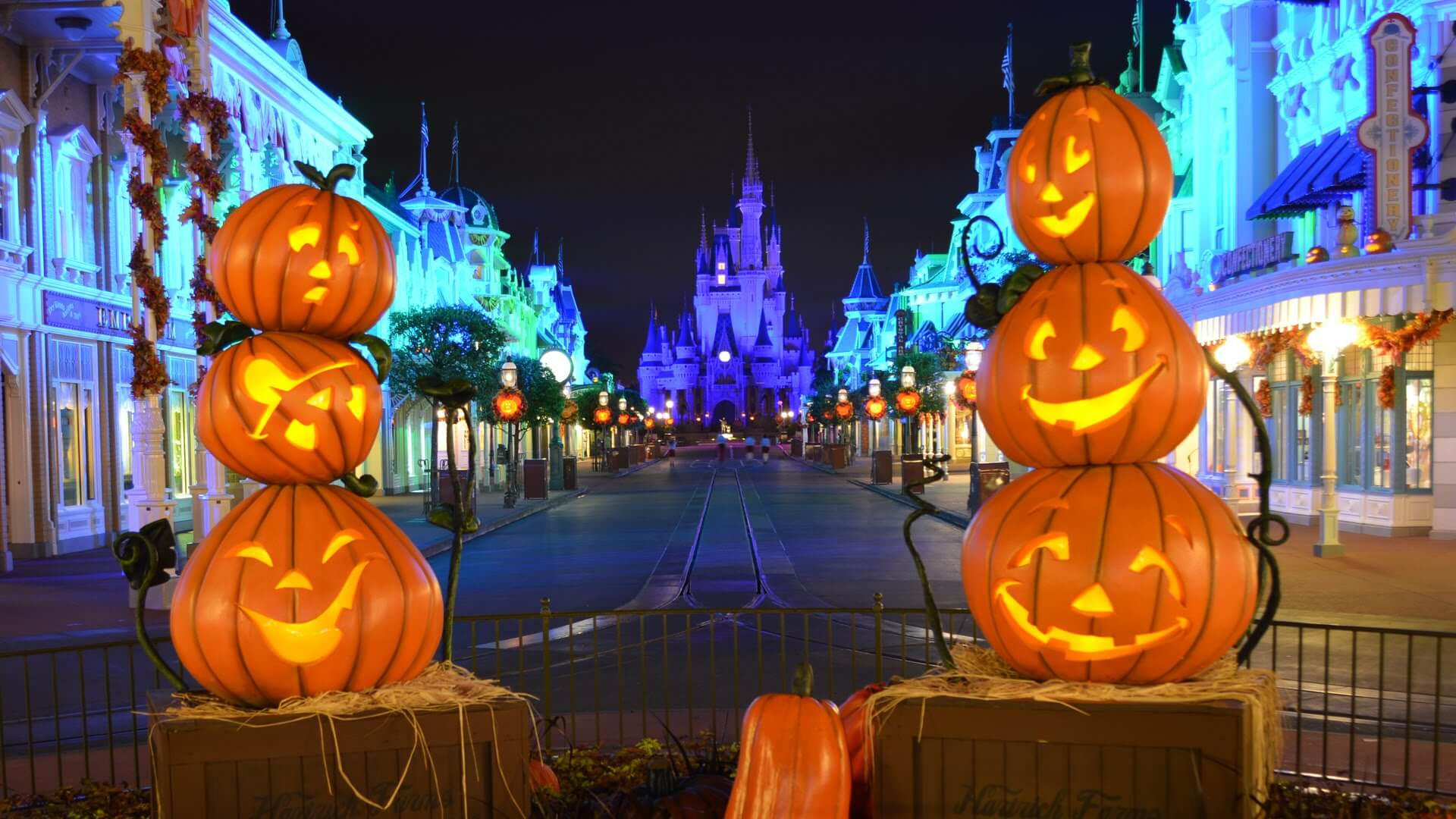 dates announced for mickey's not-so-scary halloween party and very
