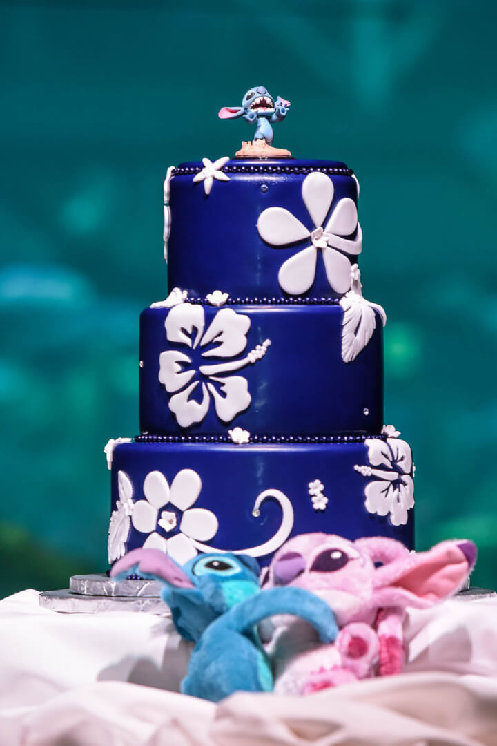 Photos Lilo And Stitch Cakes Fit For A Wedding Or Any Other Ohana