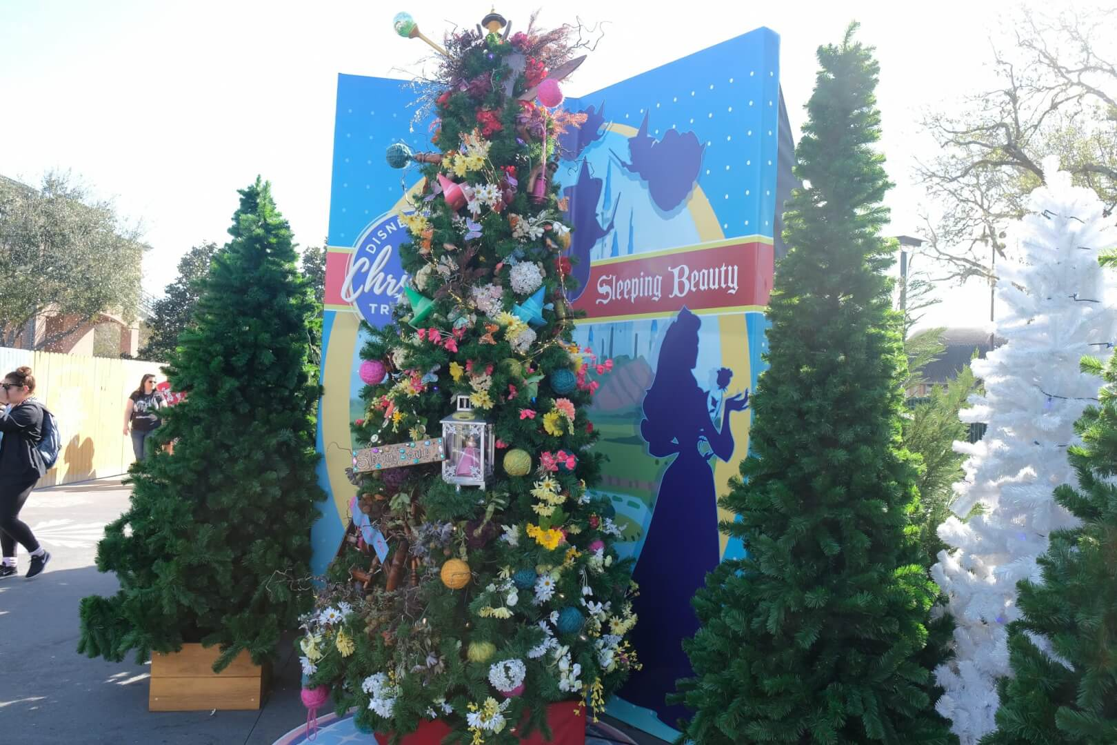 Themed Off One Of Disneys Classic Princesses, This Tree Explodes