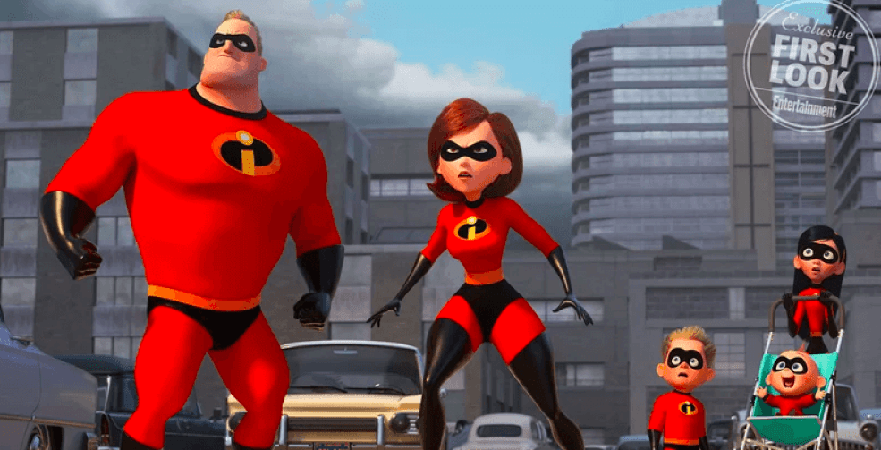 Image result for new incredibles 2