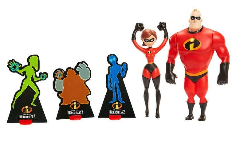 The Incredibles Toys : Toy fair new quot incredibles toys from jakks