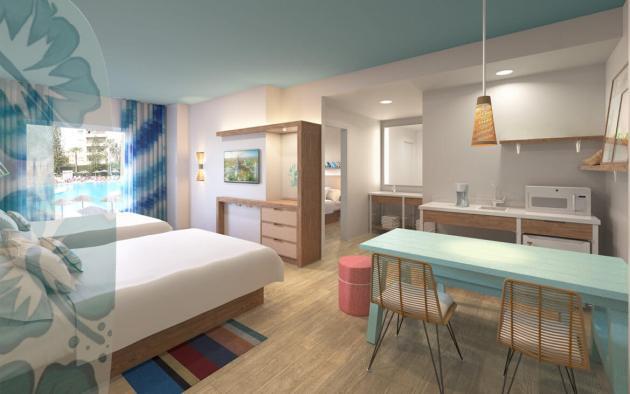 [Universal Orlando Resort] Les hôtels - Page 7 Universals-Endless-Summer-Resort-Surfside-Suite-2-1170x731