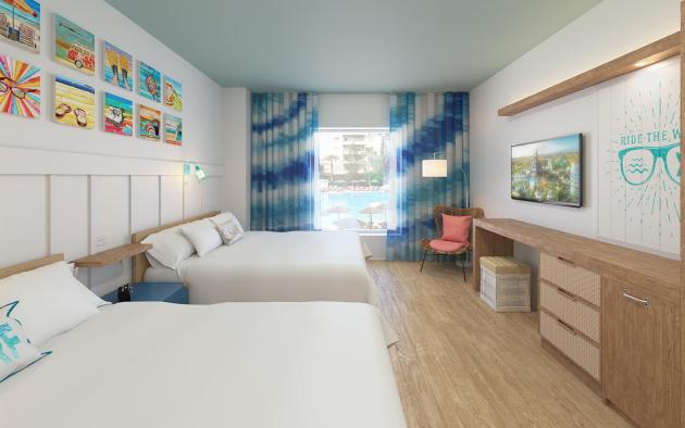 [Universal Orlando Resort] Les hôtels - Page 7 Universals-Endless-Summer-Resort-Surfside-Suite