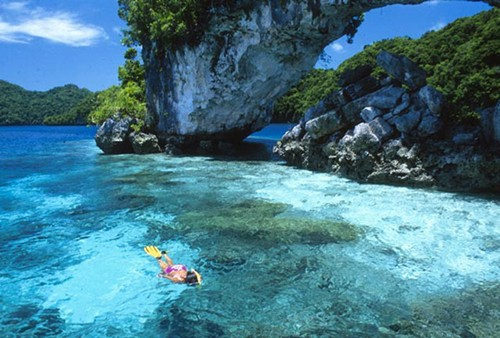 Palau Top Ten Ethical Travel Destinations