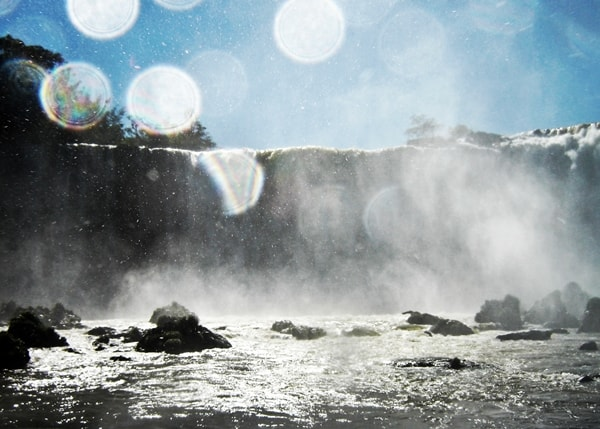 Iguazu Falls Brazil & Argentina