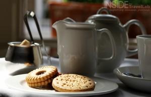 Jammy Dodger Avoids Afternoon Tea