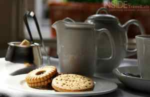 Jammy Dodger Avoids Afternoon Tea