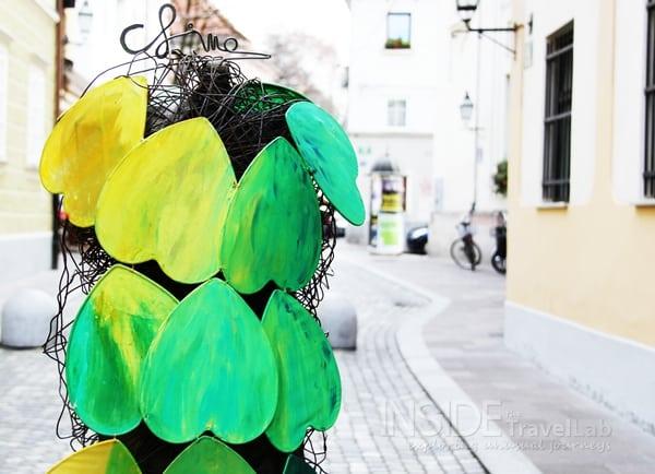 Ljubljana Street Art in Slovenia