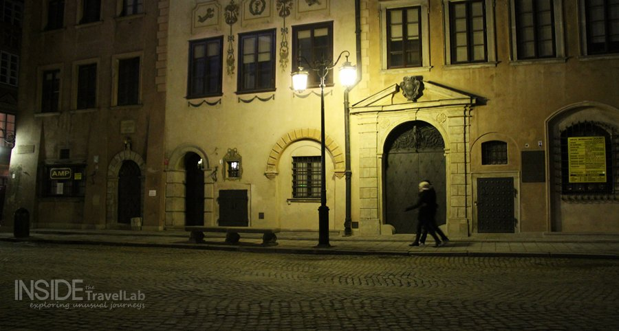 Late night Warsaw photos