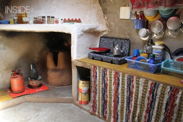 A Berber Kitchen, Atlas Mountains