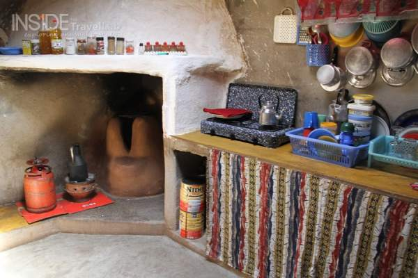 A Berber Kitchen, Atlas Mountains