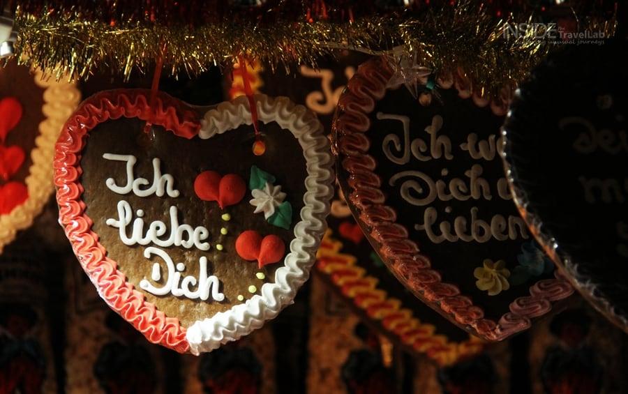 I love you - Munich Christmas Market