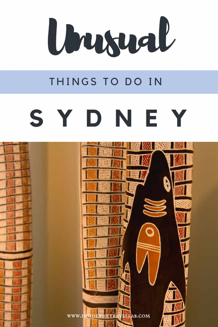Unusual things to do in Sydney, right in the heart of the city at The Rocks. Uncover fascinating details about the city's past. And Australia's past too. #Australia #Sydney #TravelAustralia #NewSouthWales