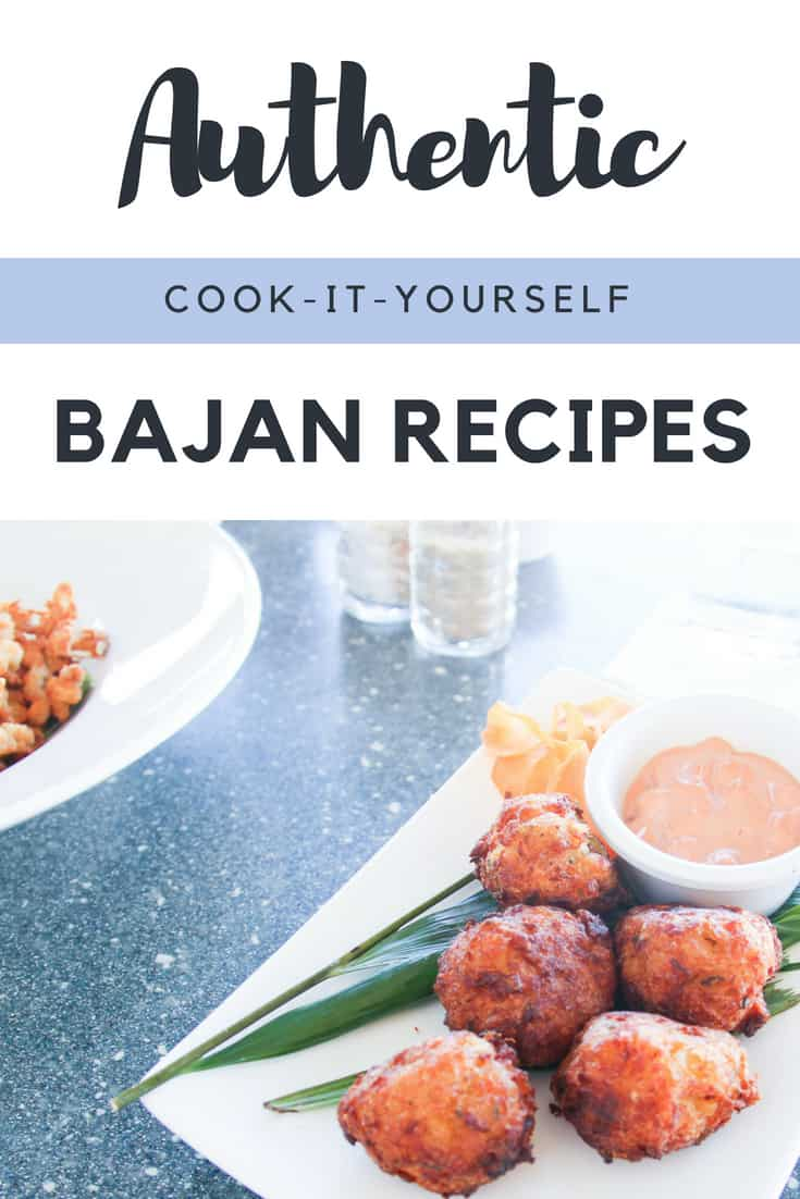 I learned these gorgeous Bajan Recipes in Barbados and heard all the stories behind flying fish and cou cou (or coo coo as it's sometimes spelled.) An easy to make, delicious fish based Bajan recipe you can easily try at home. It's a healthy recipe, too. #Barbados #BajanRecipes