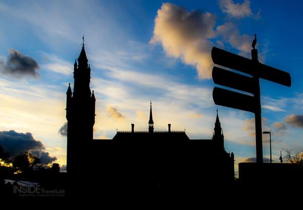 ICJ in shadows The Hague