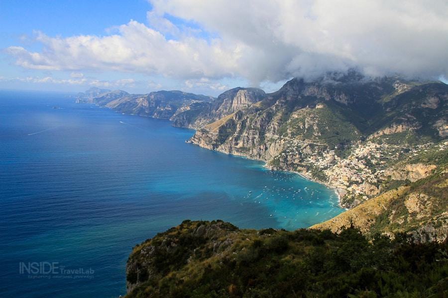 Walking Italy-Amalfi Coast