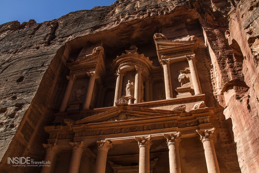 Petra Jordan one of the highlights of Asia