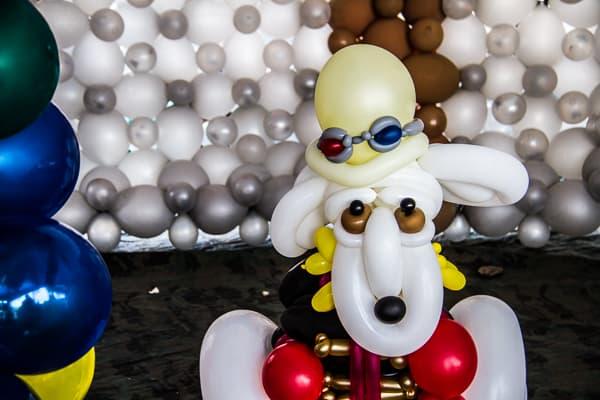 Edmonton Street Performers Festival Balloon Dog