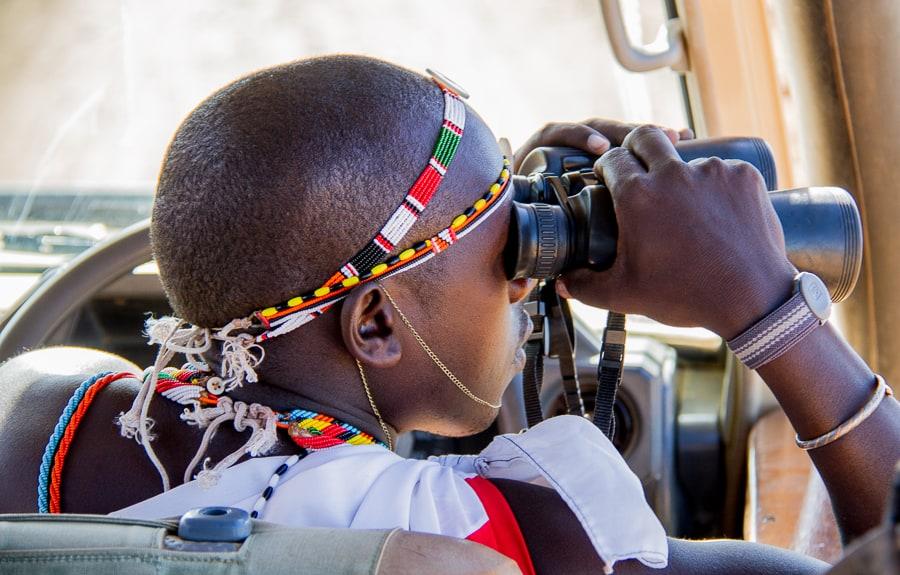 Wildlife safari in Kenya that inspired the Lion King via @insidetravellab